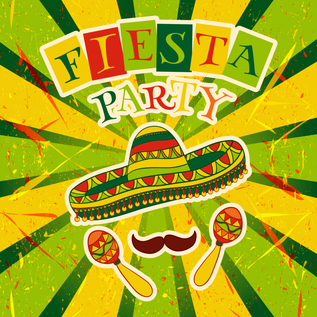 mexican fiesta party